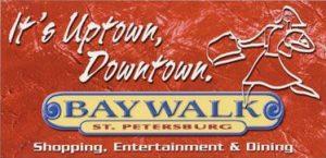 baywalk st petersburg logo